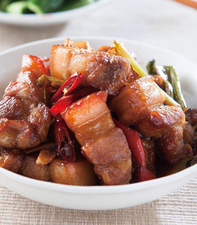红烧肉的做法 最正宗的做法