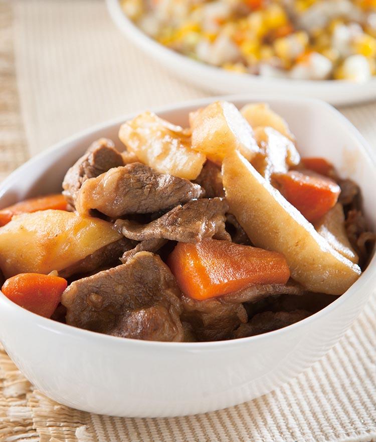 马铃薯是土豆吗,马铃薯的做法,炖马铃薯牛肉