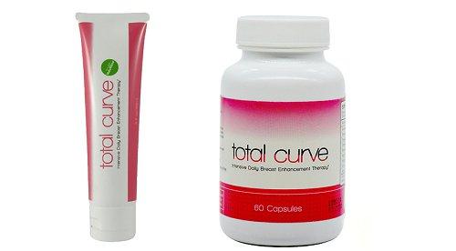 Total Curve丰胸组合,纯天然中药+科技创新丰胸
