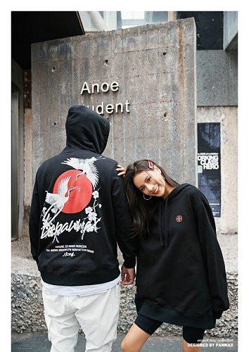panmax国潮卫衣融合Hiphop